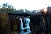 Paterson Falls, Spring HDR2