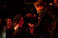 Cage The Elephant, Studio @ Webster Hall, 10-9-13