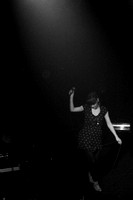 Chvrches, Music Hall of Williamsburg, 6-18-13