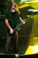 Slayer, Wellmont Theater, 11-29-14