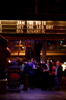 Jam the Vote, Capitol Theatre, 11-6-16 1